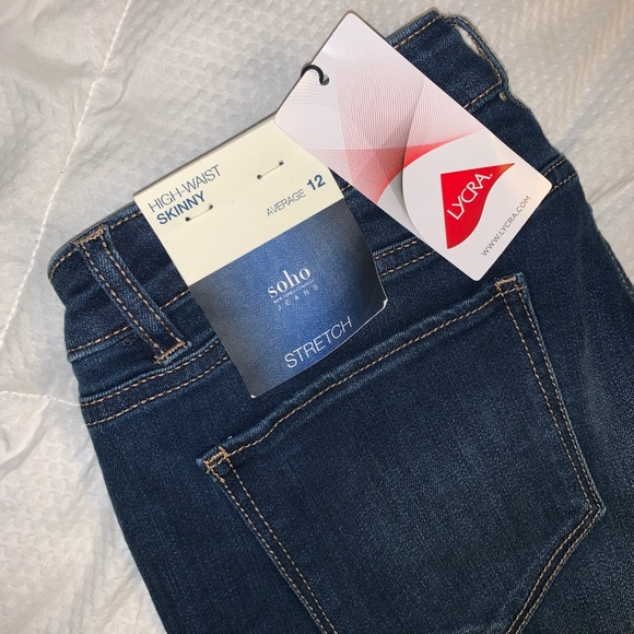 New York & Co Skinny SoHo Jeans (new with tags)